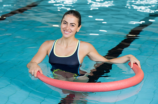 H2o Fit H2o Fit Aerobics Instructor Training